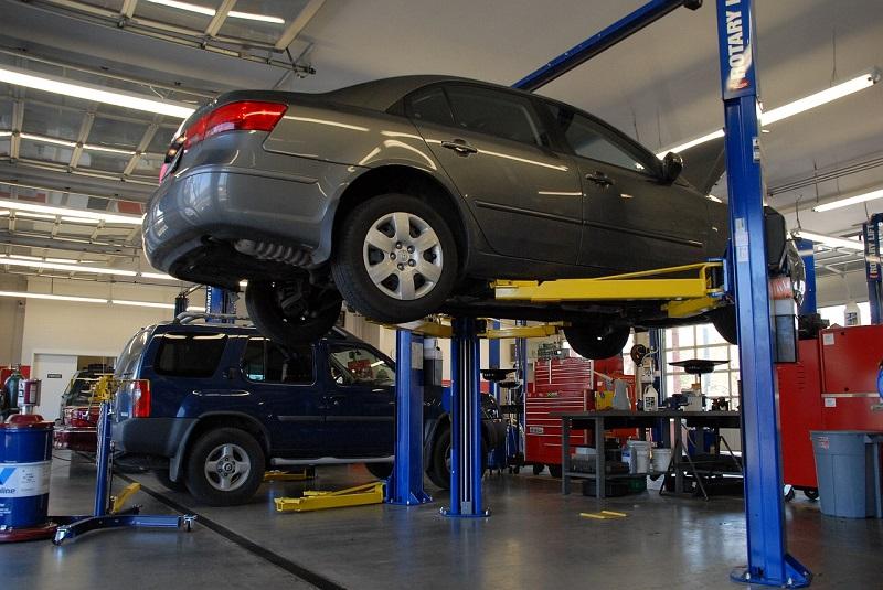 Pas godt på din bil med en undervognsbehandling