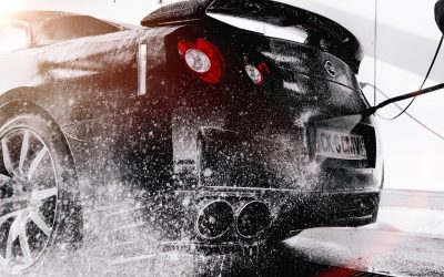 Sådan holder du bedst din bil ren indvendig